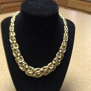 Genuine 14karat Gold Necklace